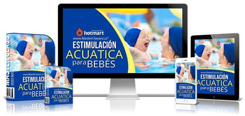 curso de Estimulacion Acuatica para bebes