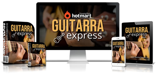 curso de guitarra online virtual