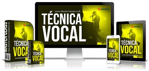 curso de tecnica vocal