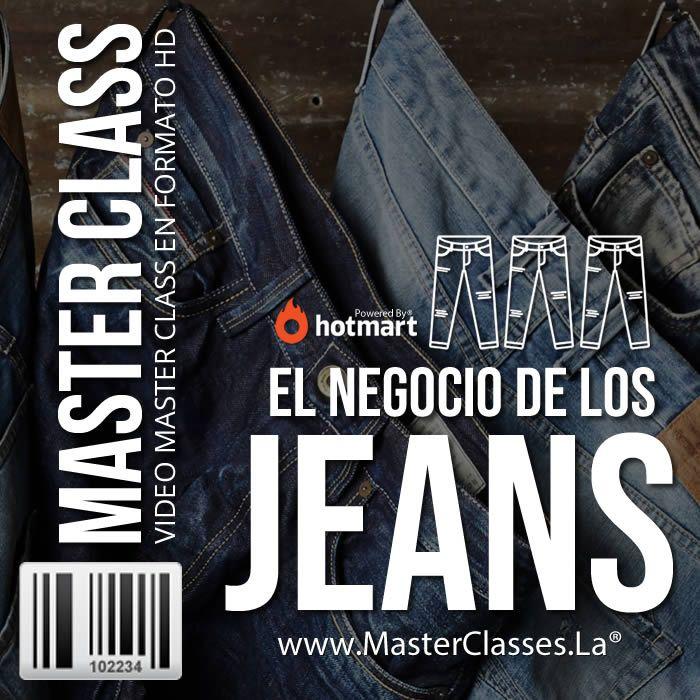 master class el negocio de los jeans - curso