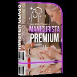caja del curso de manicurista premium