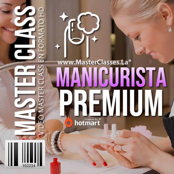 sello curso de manicurista premium