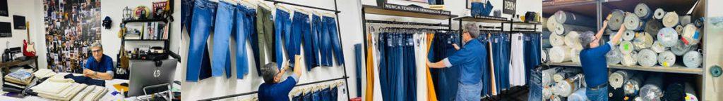 nestor hidalgo creador del curso del negocio los jeans