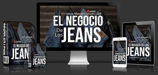 pack curso el negocio de los jeans