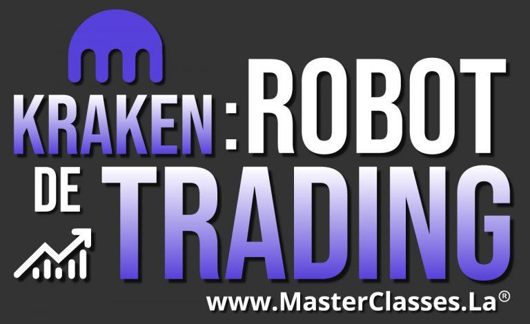 Titulo Kraken Robot de Trading - Ingresos en Automatico - Divisas - Forex