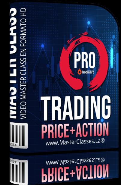 caja curso de trading pro precio + accion