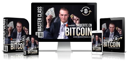 curso Invierte en Bitcoin