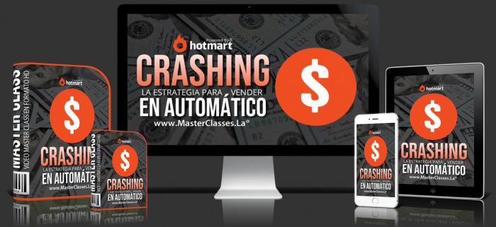 MasterCovers - curso de crashing para dummies - ventas en automatico - seminarios online