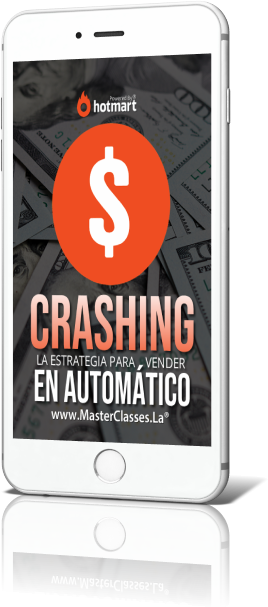 iphone - curso de crashing para dummies - ventas en automatico - seminarios online