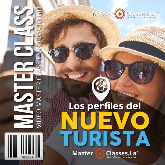 MasterCaja los Perfiles del Nuevo Turista