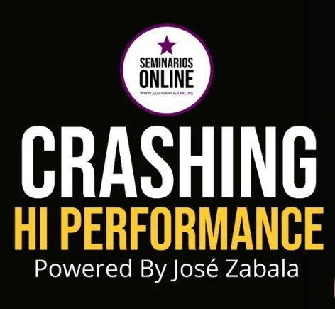 crashin hi performance powered by jose zabala