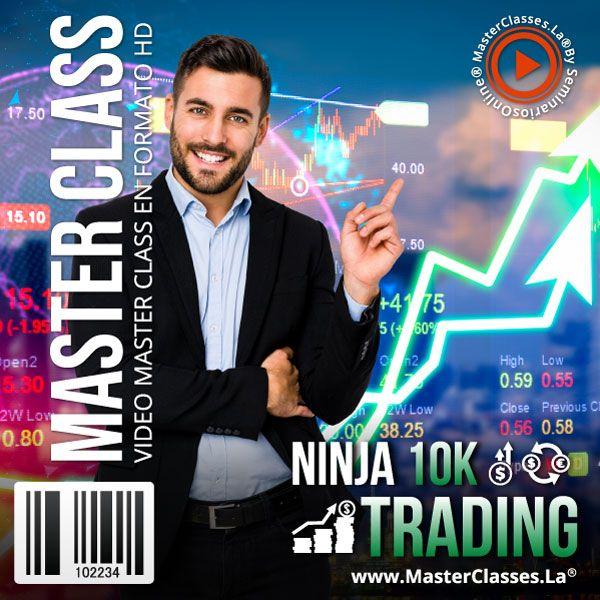 Master Sello - Ninja 10K Trading de Futuros