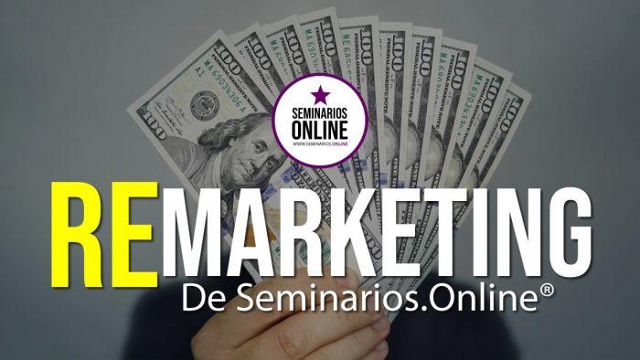 remarketing de seminarios online